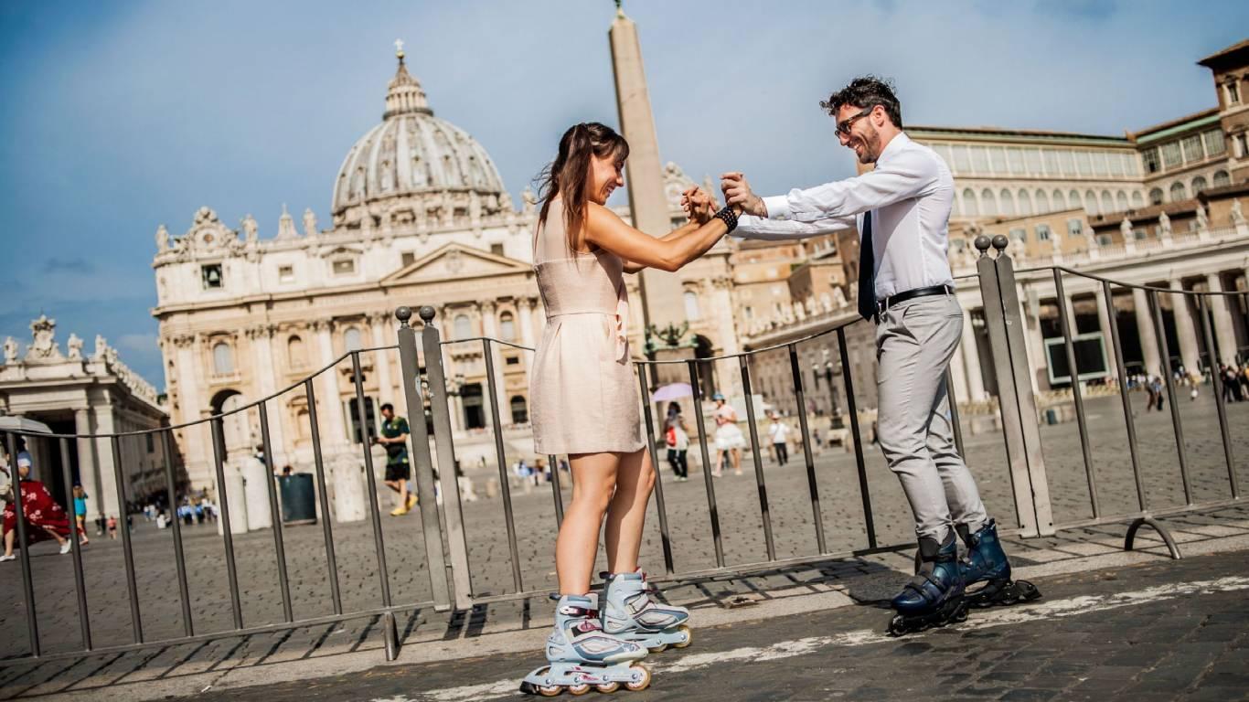 Speed datation Rome Italie sommes-nous datant encore quiz